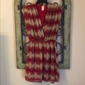 Swell Bohemian Style Dress